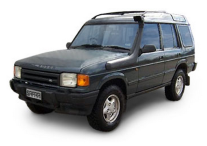 Snorkel SAFARI - Land Rover Discovery 300 (bez ABS)